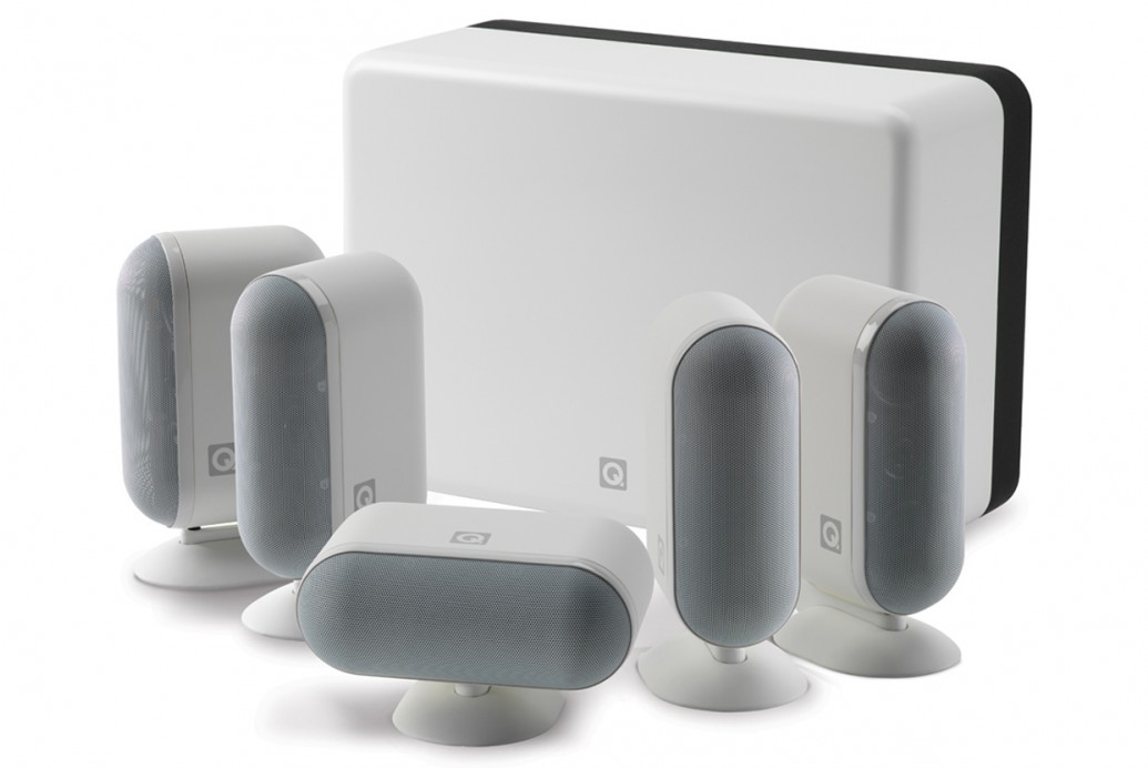 Q Acoustics 7000i 5.1 Cinema pack