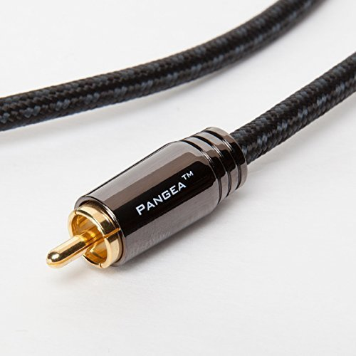 Pangea Audio Subwoofer Cable - 2.0м.