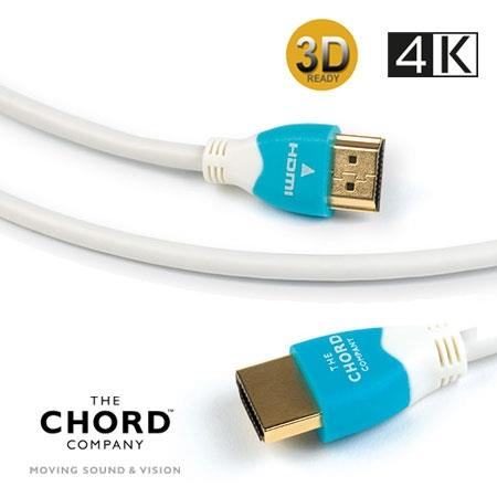 Chord C-View High Speed HDMI Cable , 3m.