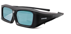 XPAND Edux 3 3D Glassess