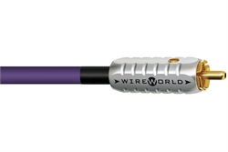 Ultraviolet 8 Coaxial Digital Audio Cable 75-Ohm, 1m.